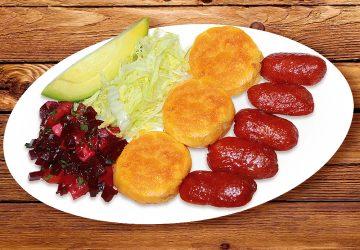 Los motes de la magdalena | Chorizo